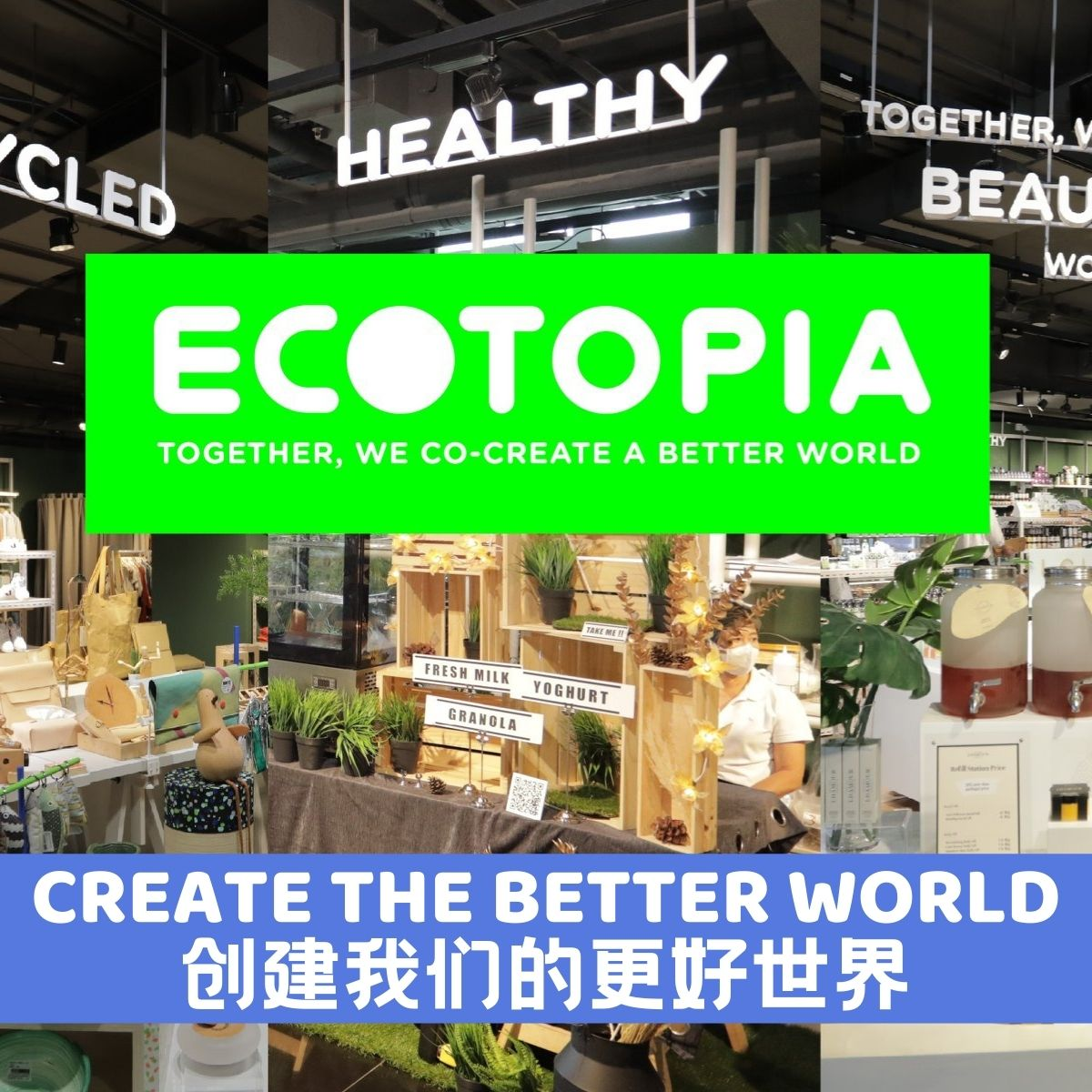 The Best Venue to Shop Eco Products in Bangkok
